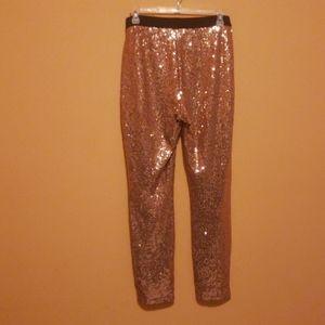 project RUNWAY Pants & Jumpsuits - Sequined pants